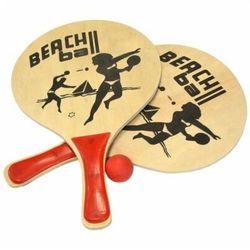 Zestaw do tenisa plażowego ATHLITECH 900