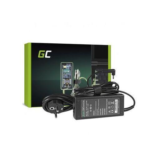 Zasilacze do notebooków, Zasilacz sieciowy Green Cell do notebooka Samsung NP530U4E NP730U3E NP740U3E 19V 3.42A