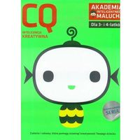 Książki dla dzieci, CQ Inteligencja kreatywna Akademia inteligentnego malucha dla 3-4 latków - Praca zbiorowa (opr. broszurowa)