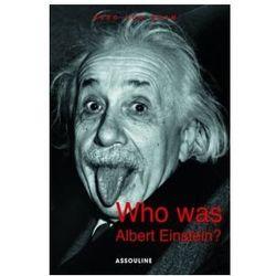 Who Was Albert Einstein (opr. twarda)