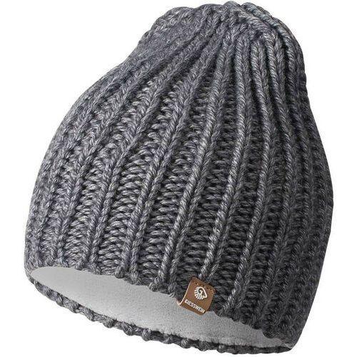 Nakrycia głowy i czapki, Giesswein Giebel Czapka, slate 57-59cm 2020 Czapki