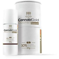 Olejek CBD + CBDA 10% 12 ML CannabiGold Balance