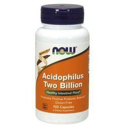 Now Foods Acidophilus Two Billion 100 kaps