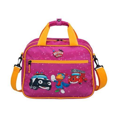 Zabezpieczenia bagażu, Torba dziecięca Travelite Heros of The City 81685/17