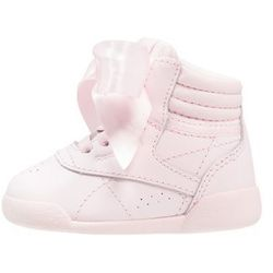 Reebok Classic BOW Obuwie do nauki chodzenia porcelain pink/skull