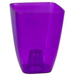 Osłonka plastikowa 13 x 13 cm fioletowa STORCZYK FORM-PLASTIC