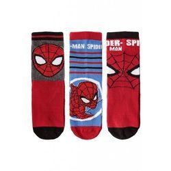 Skarpety chłopięce Spiderman 1V37A2 Oferta ważna tylko do 2022-11-12
