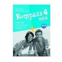 Książki dla dzieci, Kompass 4 neu Nowa Edycja Materiały ćwiczeniowe (opr. miękka)