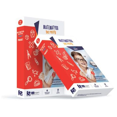 Programy edukacyjne, Matematyka bez reszty - pakiet 3 części
