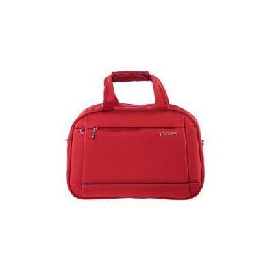 c5d86f3209837 PUCCINI torba podróżna podręczna z kolekcji NEW ROMA materiał poliester