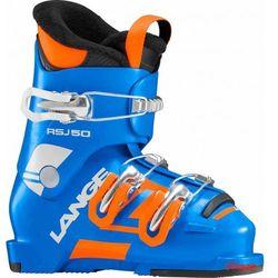 Buty narciarskie Lange RSJ 50 Power Blue 2018/19