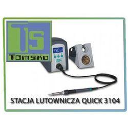 Quick 3104 Stacja lutownicza cyfrowa LCD 70W
