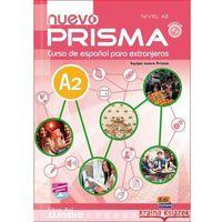 Książki do nauki języka, Nuevo Prisma nivel A2 libro del alumno + CD (opr. miękka)