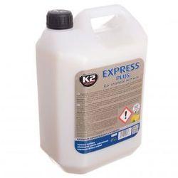 K2 - EXPRESS PLUS - szampon samochodowy z woskiem do mycia ręcznego