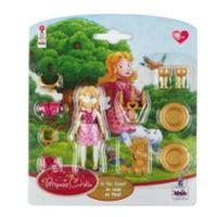 Figurki i postacie, Theo Klein Księżniczka Coralie w lesie 5111