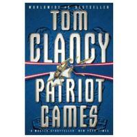 Książki do nauki języka, Patriot Games (opr. miękka)