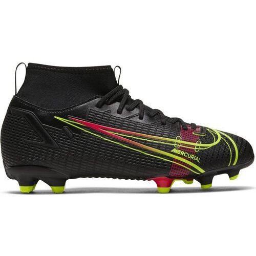 Piłka nożna, Buty piłkarskie Nike Mercurial Superfly 8 Academy FG/MG Junior CV1127 090