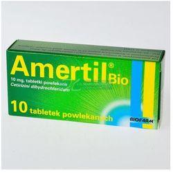 AMERTIL BIO 10 mg - 10 tabletek