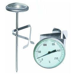 Termometr do głębokiego tłuszczu   0°C do +250°C