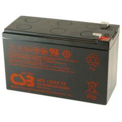 Akumulator AGM CSB UPS 12580 F2 (12V 10,5Ah)