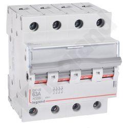 Legrand DX3 Rozłącznik izolacyjny FR304 63A 406487