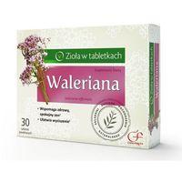 Leki uspokajające, Waleriana x 30 tabletek