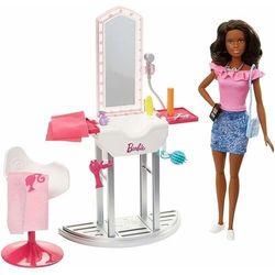 Barbie - salon fryzjerski