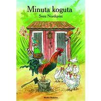 Książki dla dzieci, Minuta koguta (opr. twarda)