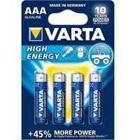 Baterie, Bateria VARTA HE 4 AAA SPO Blister 4903