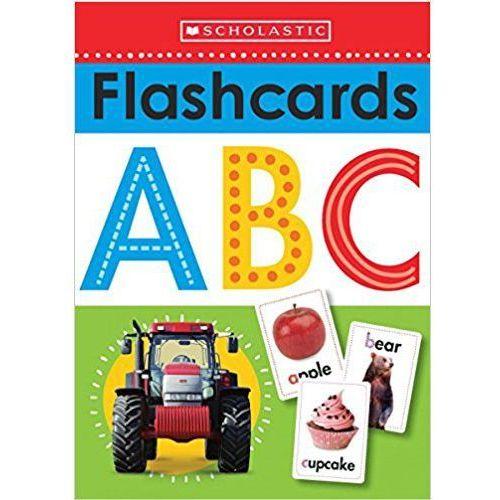 Książki do nauki języka, Karty obrazkowe do nauki języka angielskiego GIGANT