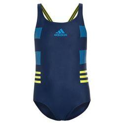 adidas Performance SWIM INF Kostium kąpielowy mystery blue/bright blue