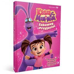 Kasia i Mim Mim Zabawny przyjaciel Książka + DVD