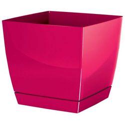 Doniczka Coubi - Prosperplast (Kolor: Malina, Rozmiar: 240 x 240 220 - 8,2l)