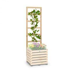 Blumfeldt Modu Grow 50 UP, pergola/podpora, 151 x 50 x 3 cm, drewno sosnowe