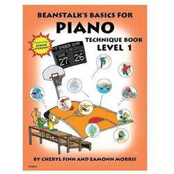 Beanstalk\'s Basics for Piano Technique, Book 1 Finn, Cheryl
