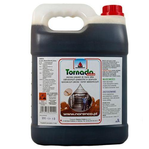Woski i płyny do impregnacji podłóg, Tornado Extra Norenco 5l - Do usuwania najtrudniejszych zabrudzeń organicznych