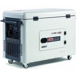 Agregat prądotwórczy DAEWOO DDAE 11000SE 8kW diesel wyciszony
