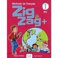 Książki do nauki języka, Zig Zag+ 1 A1.1 Podręcznik + CD - Helene Vanthier (opr. miękka)