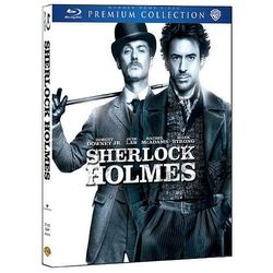 Sherlock Holmes (Blu-Ray), Premium Collection - Guy Ritchie DARMOWA DOSTAWA KIOSK RUCHU