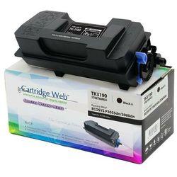 Toner Cartridge Web Czarny Kyocera TK 3190 zamiennik TK3190 (z pojemnikiem na zużyty toner WASTE BOX