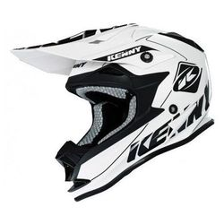 KENNY KASK OFF-ROAD PERFORMANCE WHITE