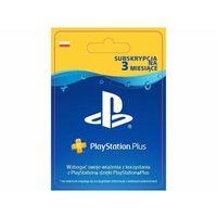 Klucze i karty pre-paid, SONY PlayStation Plus 90 dni - OEM