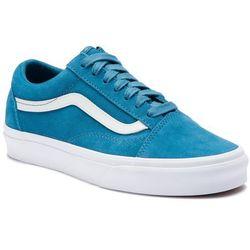 Tenisówki VANS - Old Skool VN0A38G1VKD1 (Soft Suede) Blue Sapphir