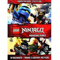 Pakiety filmowe, LEGO NINJAGO: PODNIEBNI PIRACI. PAKIET (2DVD)