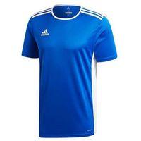 Pozostała odzież sportowa, Adidas Koszulka Męska T-shirt Entrada 18 CF1037