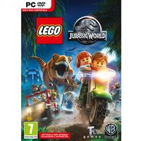 Gry na PC, LEGO Jurassic World (PC)