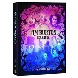 TIM BURTON KOLEKCJA (12 DVD) GALAPAGOS Films 7321909320505