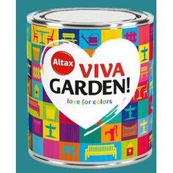 Emalia akrylowa Altax Viva Garden niebieska funkia 0,25 l