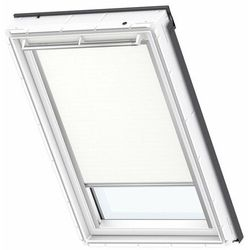 Roleta na okno dachowe VELUX elektryczna Standard DML SK06 114x118 zaciemniająca