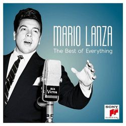 Mario Lanza - The Best of Everything (CD) - Mario Lanza